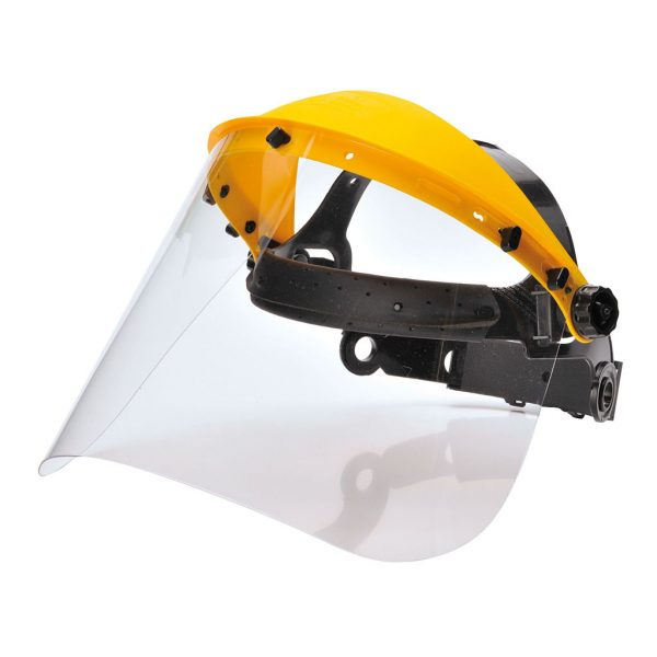 Portwest Browguard with Clear Visor - PW91