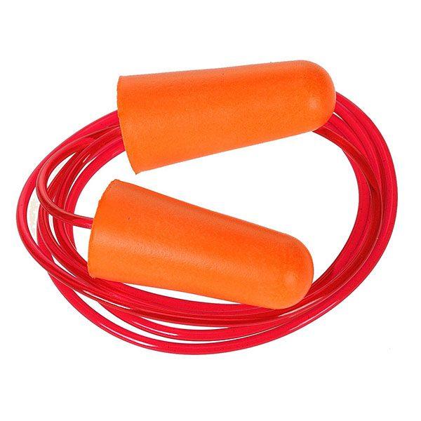 Portwest Corded PU Foam Ear Plug - EP08