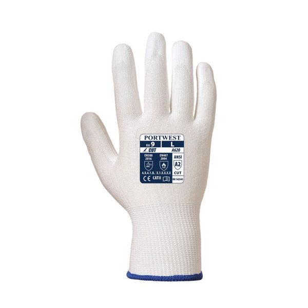 Portwest LR Cut PU Plam Glove - A620