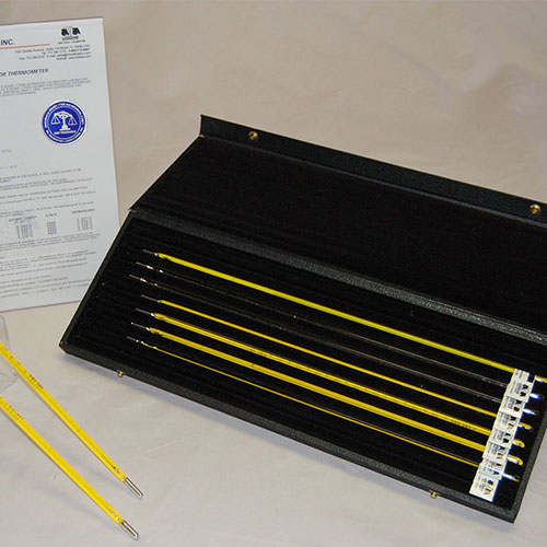 ASTM and General Use Thermometers