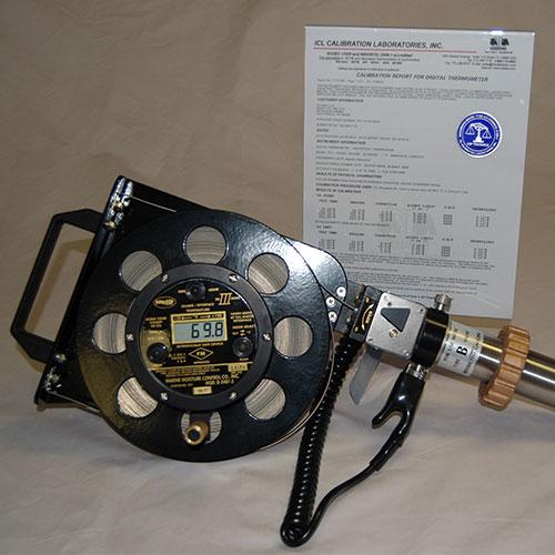 MMC International Restricted Tri-Mode Electronic Gauging Tape