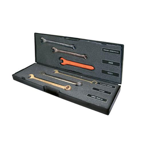 6 Spanner Demo Kit