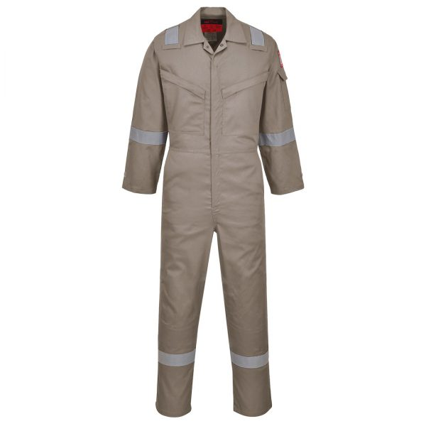 AF73 - Araflame Silver Coverall
