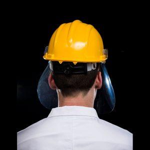 CV14 - 300 Micron APET Helmet Screen