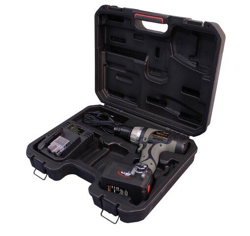 Cordless Drill/Driver 18 v 13 mm chuck