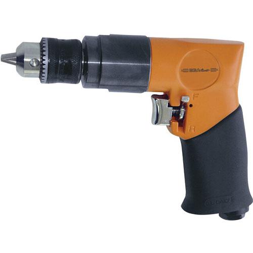 Pneumatic Drill 1800 RPM Reversible Gun Type
