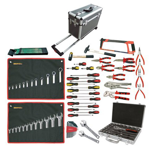 Toolkit for Mechanic 102 Pieces